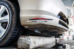 Auto body repair and collision
